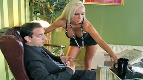 Unbelievable Secretary - Brazzers Porn Scene