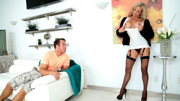 Sultry Raquel with Chad White, Raquel Sultra at milfhunter.com