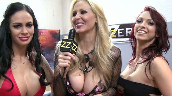 BRAZZERS LIVE SPECIAL: HOW HARD CAN YOU GIVE IT? - Brazzers Porn Scene