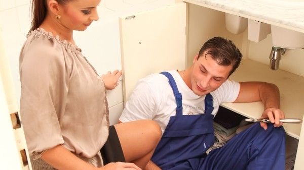 Enjoy 8 Horny Housewive Quickies Scene 6 on Milfed.com Featuring Cindy Dollar
