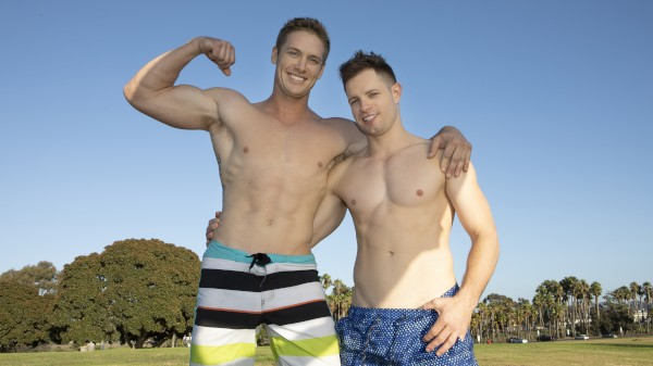 Watch Jax & Dean : Bareback on Male Access - All the Best Gay Porn in One place