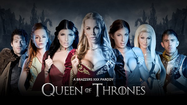 Queen of Thrones: A XXX Parody - Brazzers Porn Scene