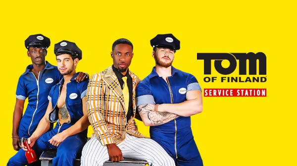 Tom Of Finland: Service Station: Bareback