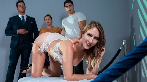 Pussy Projection - Ramon Nomar, Cadence Lux