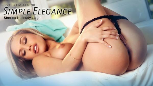 Simple Elegance - Kennedy Leigh - Babes
