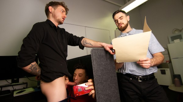 Watch Dudes In Public 42: Front Office on Male Access - All the Best Gay Porn in One place