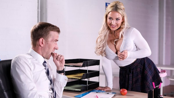 Teacher's Pet - Brazzers Porn Scene