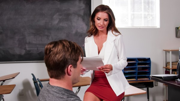 The Confessional Scene 1 Porn DVD on Mile High Media with Silvia Saige, Nathan Bronson