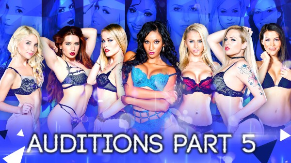 Season 2 - Auditions Part 5 - Ash Hollywood, Nikki Benz, Eva Lovia, Veronica Vain, Piper Perri, Dahlia Sky, Karter Foxx, Sadie Santana, Alix Lynx