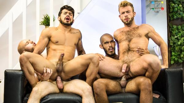 Emergency Sex Part 3 - feat Pietro Duarte, Louis Ricaute, Orson Deane, Gabriel Phoenix