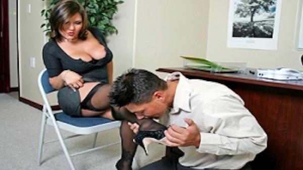 Inspector Dames - Brazzers Porn Scene