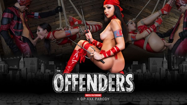The Offenders: A DP XXX Parody - Xander Corvus, Ariana Marie