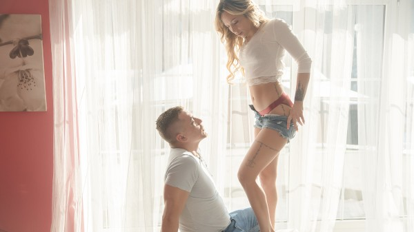 Horny blondes passionate lovemaking at SexyHub.com