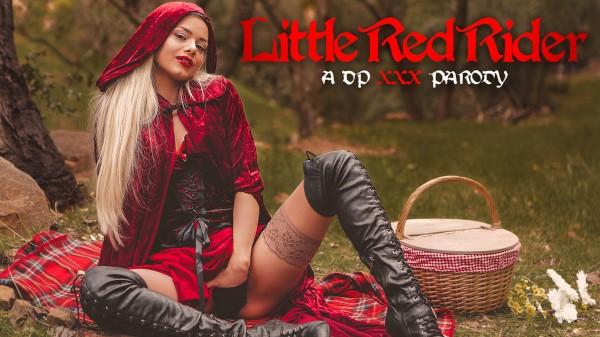 Little Red Rider: A DP XXX Parody - Xander Corvus, Elsa Jean