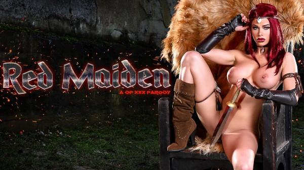 Red Maiden: a DP XXX Parody - Jessa Rhodes, Max Deeds