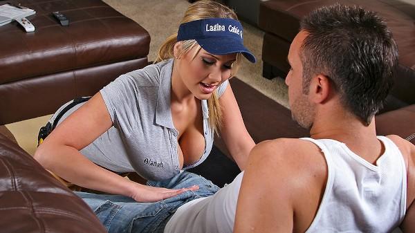 Lagina Cable Co. - Brazzers Porn Scene