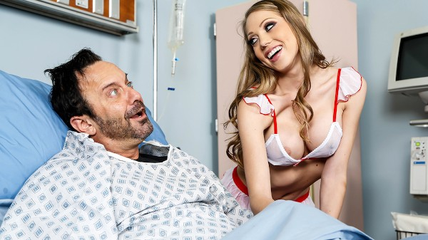 This Nurse Is a Hooker - Brazzers Porn Scene