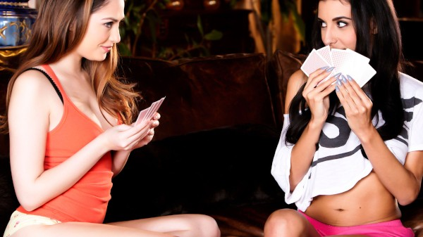 Poker Face - Lezdom Bliss Lesbian Porn Video