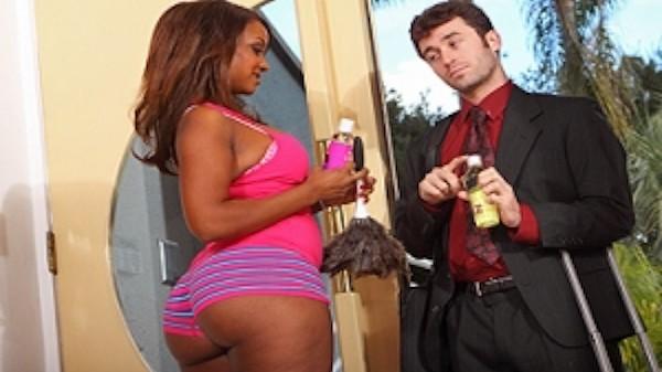 Brazzers Big Booty Oil For Sale - Brazzers Porn Scene
