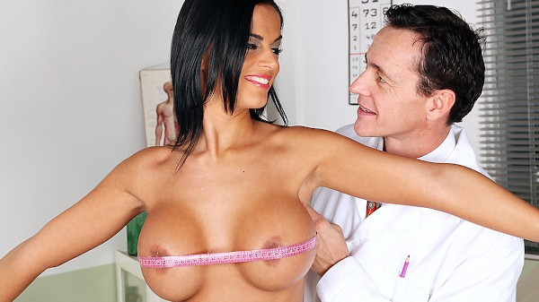 No Breast Reduction! - Brazzers Porn Scene