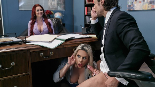 Hungry For A Job - Brazzers Porn Scene
