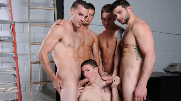 On The Set - feat Spencer Fox, Tyler Sweet, Sebastian Keys, Tony Paradise, Brad Foxx