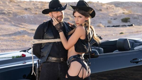 Watch Cowgirl Gone Wild featuring Colby Jansen, Jade Venus Transgender Porn