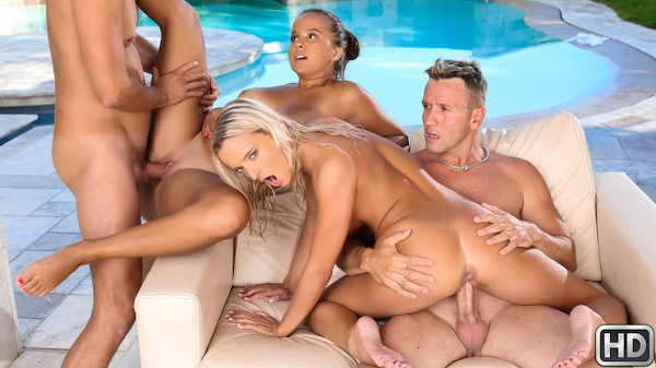 Pool Party Choky Ice Porn Video - Reality Kings