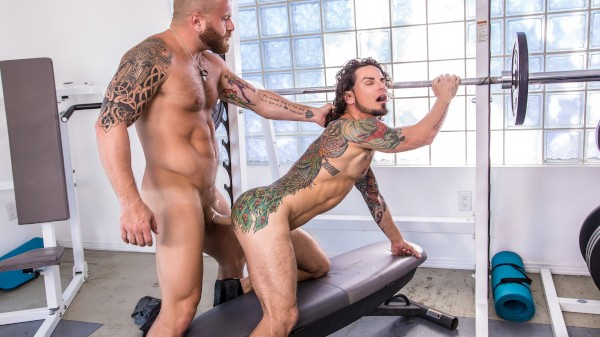 Enjoy His Psychotherapist Scene 2 on Taboomale.com Featuring Archer Croft, Riley Mitchell
