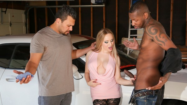 Mom's Cuckold #14 Scene 1 Porn DVD on Mile High Media with Aiden Starr, Jon Jon