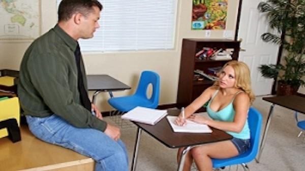 After school lesson - Brazzers Porn Scene