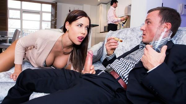 My Horrible Boss' Wife - Brazzers Porn Scene