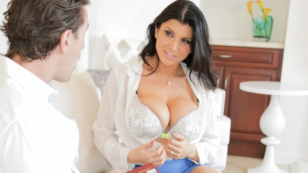 Big Tit Fantasies #04 Scene 3 Porn DVD on Mile High Media with Romi Rain, Manuel Ferrara