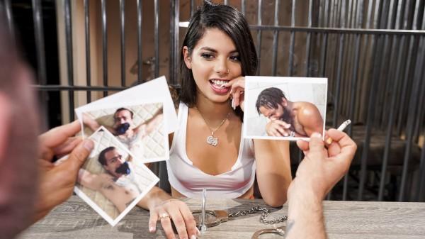 Cum-Shot Caller - Brazzers Porn Scene
