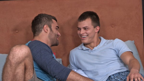Watch Jayden & Pavel: Bareback on Male Access - All the Best Gay Porn in One place