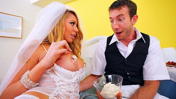 Consummating The Marriage - Brazzers Porn Scene