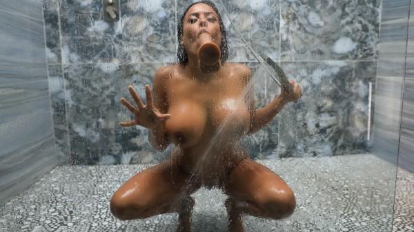 Shower Squirt - Brazzers Porn Scene