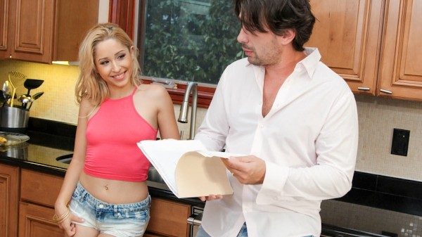 Babysitter Diaries #18 Scene 3 Porn DVD on Mile High Media with Goldie Rush, Manuel Ferrara