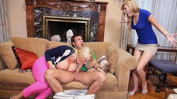 The Teen Teacher with Chad White, Karen Fisher, Molly Bennett at momsbangteens.com