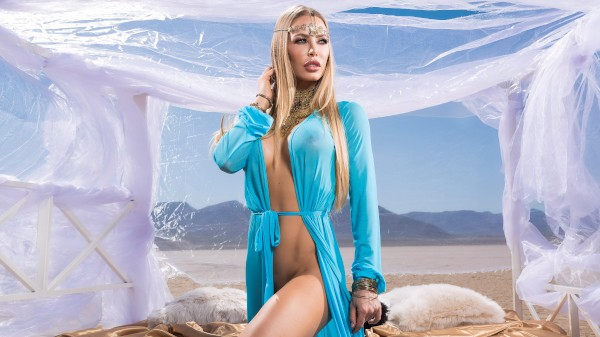 Nicole's Oasis - Brazzers Porn Scene