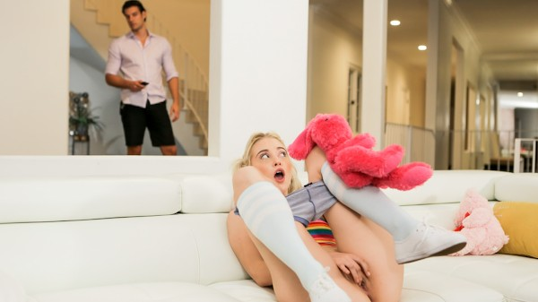 Bad Babysitter Scene 3 Reality Porn DVD on RealityJunkies with Chloe Cherry