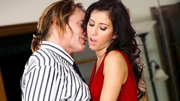 Immoral Proposal Scene 2 Porn DVD on Mile High Media with April O'neil, Evan Stone