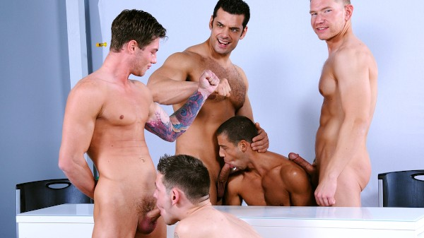The Calendar Shoot - feat Alex Adams, Tommy Deluca, Vance Crawford, Marcus Ruhl, Duncan Black