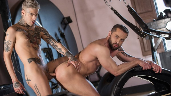Watch Dominating Daddy on Male Access - All the Best Gay Porn in One place