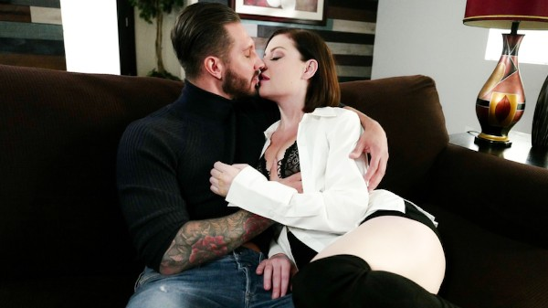 Enjoy My Husband's Boss Scene 1 on Milfed.com Featuring Quinton James, Sovereign Syre