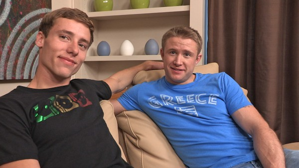 Watch Taylor & Dalton: Bareback on Male Access - All the Best Gay Porn in One place