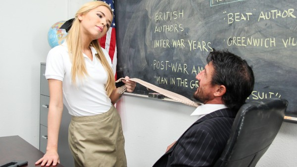 Corrupt Schoolgirls #10 Scene 3 Reality Porn DVD on RealityJunkies with Alina West