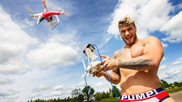 Watch Boned By The Drone on Male Access - All the Best Gay Porn in One place