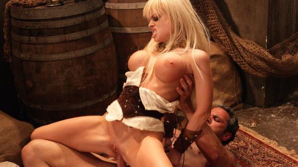Pirates - Scene 4 Elite XXX Porn 100% Sex Video on Elitexxx.com starring Steven St. Croix, Jesse Jane