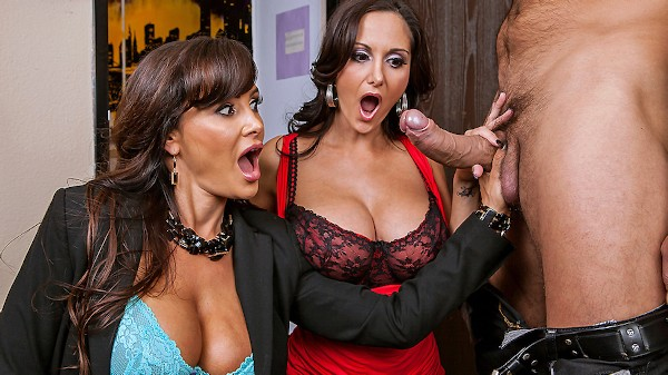 Busted - Brazzers Porn Scene
